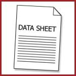 Download product data sheets