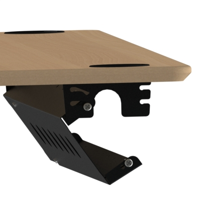Universal cable-tray, Black